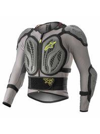 Colete-Alpinestars-Bionic-Action-Integral-Cinza-escuro-amarelo-fluor-1